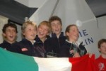 18th. Internationales Opti-Teamrace 2005Sieger Team Italien