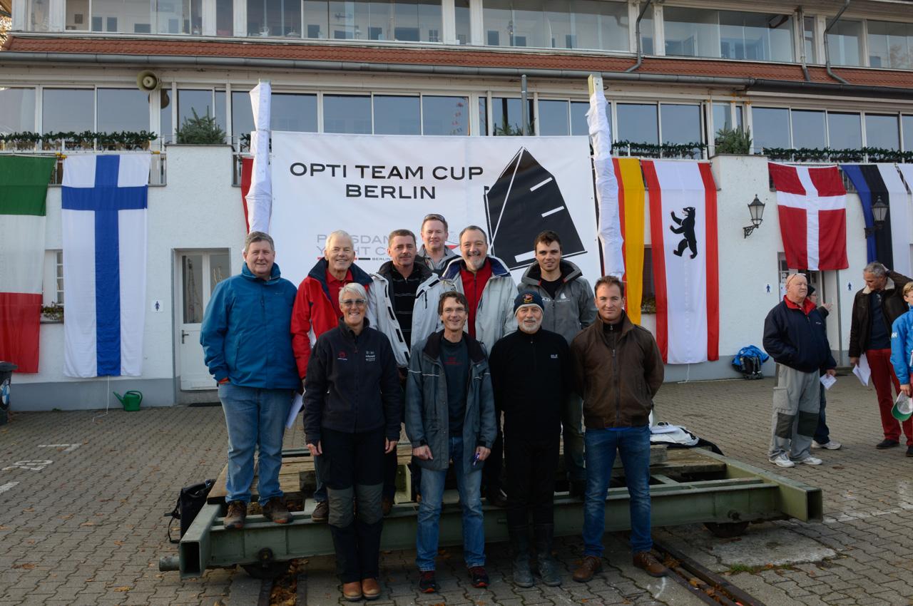 28th International Opti Team Cup 2015, Potsdamer Yacht Club Berl