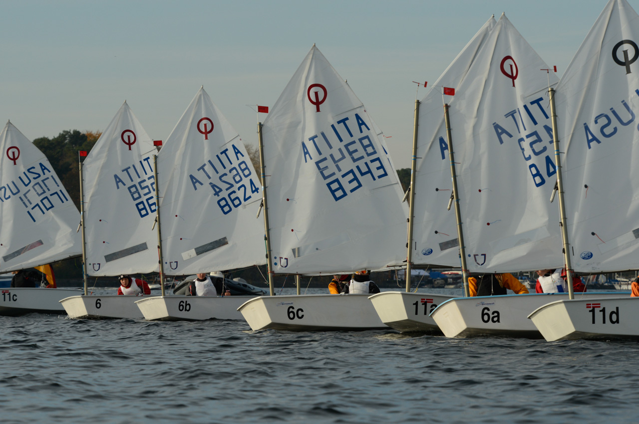 Private use only, 28th International Opti Team Cup 2015, Potsdamer Yacht Club Berlin