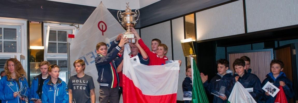 Team Poland - Winner of the 2015 OTC