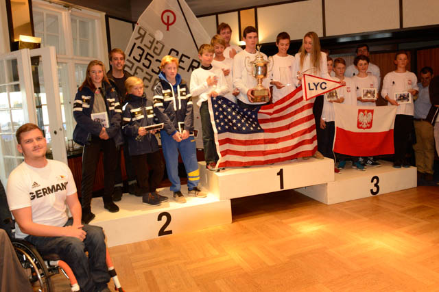 29th International Opti Team Cup 2016, Potsdamer Yacht Club Berlin
