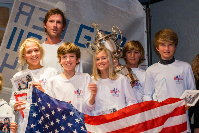 Winner 2017, Team USA LYC
