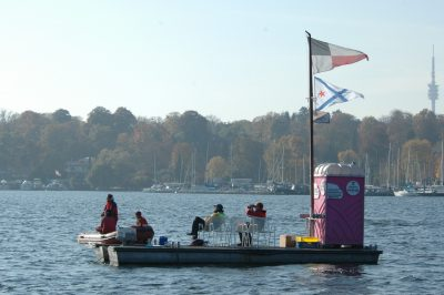 After Racing On Friday Sailors And Host Families Usually Head Out To The Inner City Of Berlin For Some Sightseeing Saturday Night After A Long Day Of
