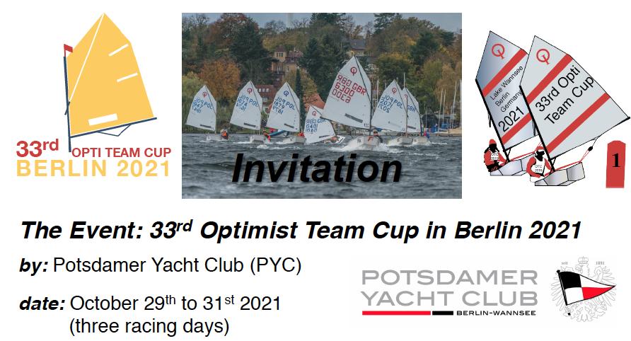 Invitation OTC2021